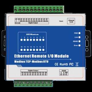 (4.4) Modbus TCP/IP-Remote I/O Module