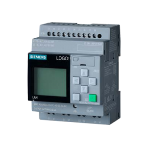 (5.2) SIEMENS-PLC LOGO! Basic Modules with display