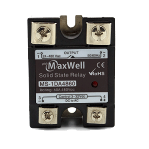 (9.2) Maxwell-Solid State Relay (SSR)