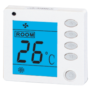 (11.5) Ilamps-Intelligent Central Air-Condition Thermostat