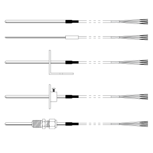 (11.2) Thermocouples-RTD Sensors Assembly